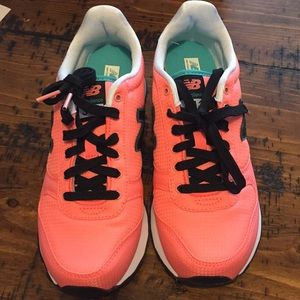 New New Balance 311 Coral/ Teal Sneakers size 7.5